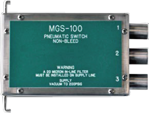 MGS-100 Point Level Switch