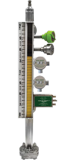 Level Gauge with Switches